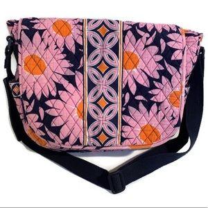 ✨VERA BRADLEY✨ Laptop Messenger Crossbody Bag